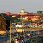 частный трансфер из аэропорта Бургаса или аэропорта Варны до Несебра, Nessebar airport transfer, iksam, transfers and tours around Bulgaria