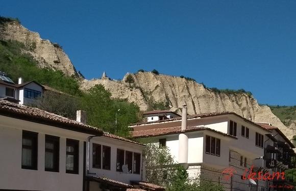 Melnik day trip, iksam, transfers and tours, trip from Sofia