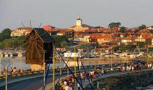 transfer from Varna to Nessebar